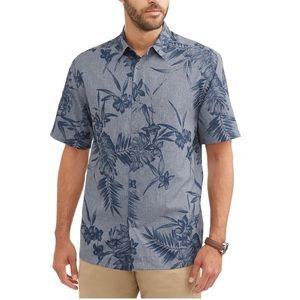 💐 Short sleeve button down Hawaiian shirt💐